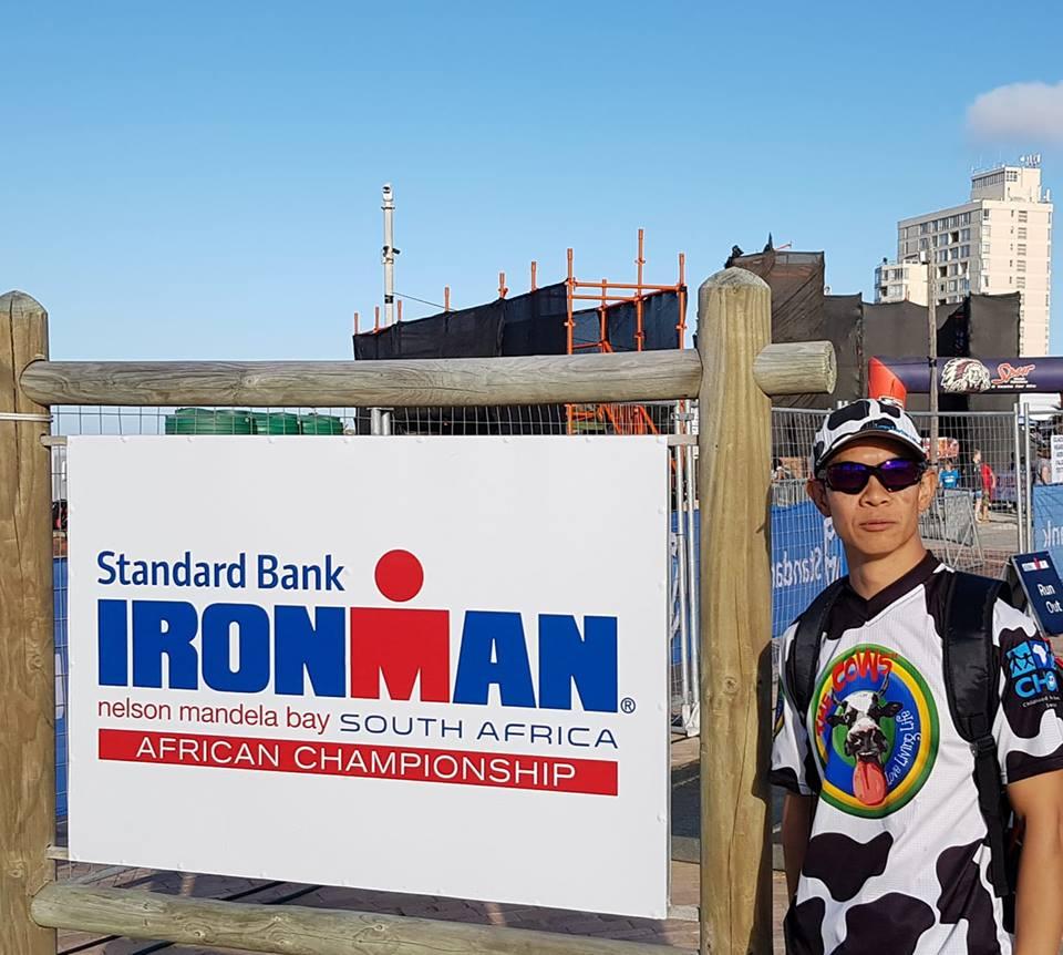 Clinton Ironman 2018 April
