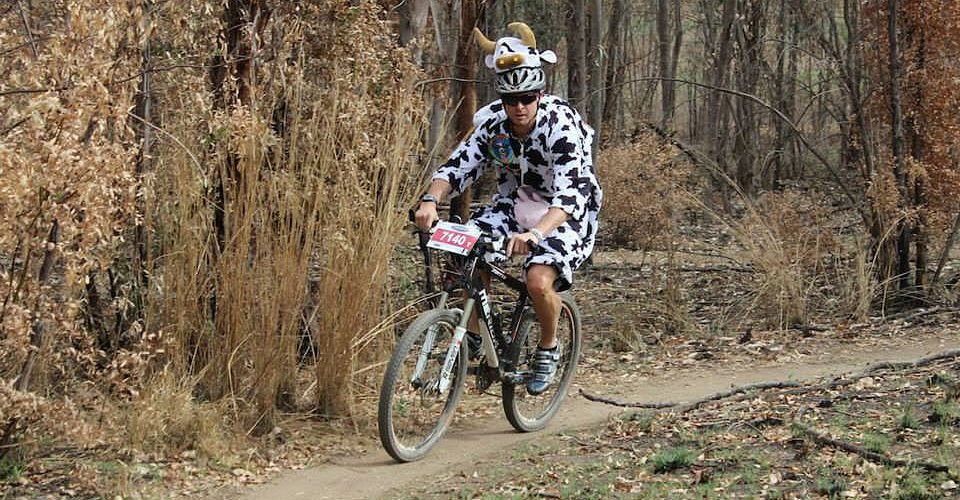 The Cows' Believe MTB race celebrates it's seventh year