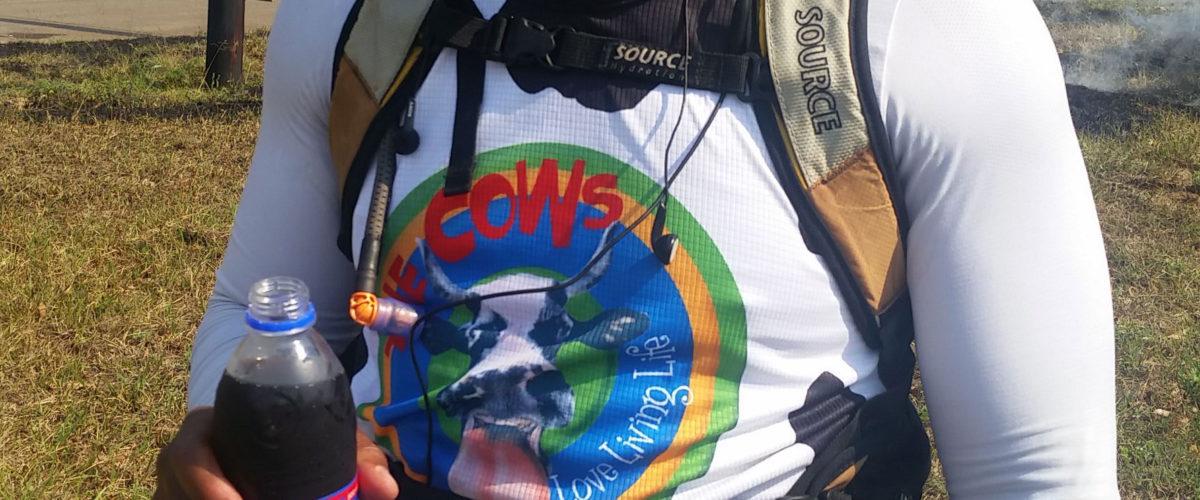 New Swazi Cow runs across the Kingdom for CHOC on his birthday