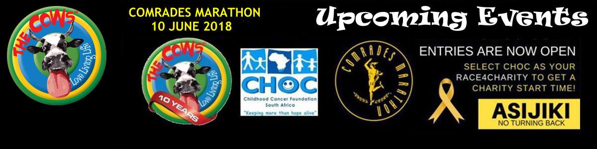 Comrades marathon - 10 June 2018
