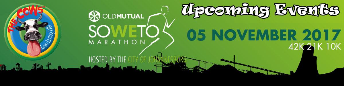 Old Mutual Soweto Marathon - 5 November 2017