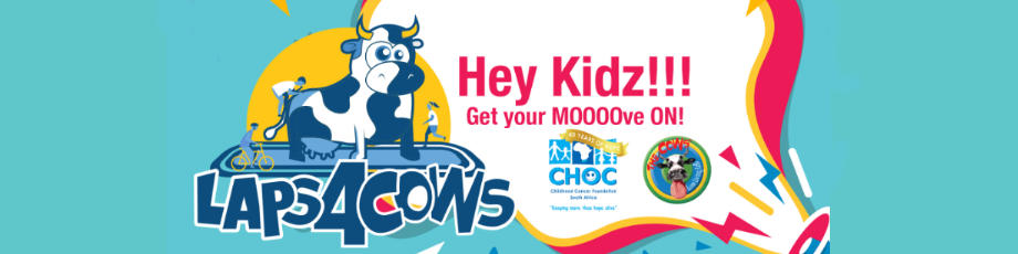 Laps4Cows hits Cliffview Primary