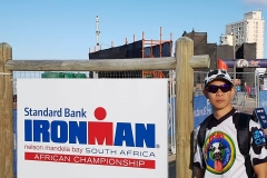 Clinton Ironman 2018 April