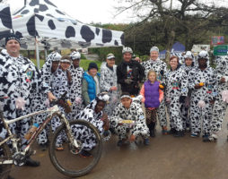 The Voice, The Sharks and The Cows all set for Sharks Trail Adventure